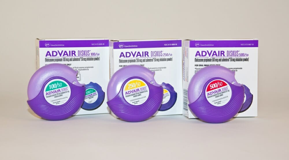 GSK prepares for Advair competition