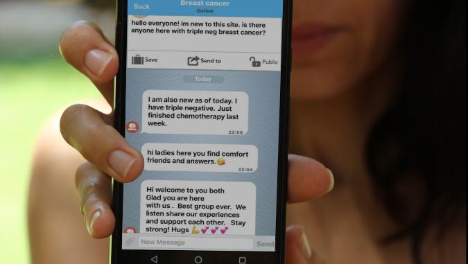 Finn Partners named AOR for cancer social network Belong.Life