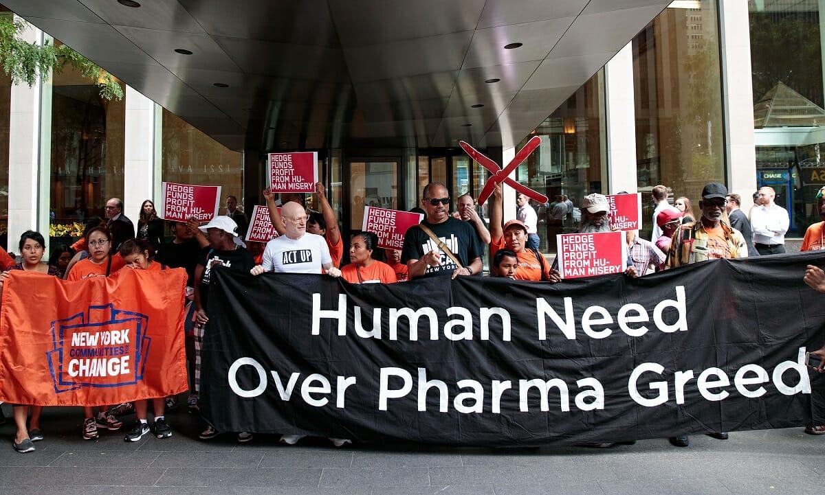 Inside pharma's trust problem