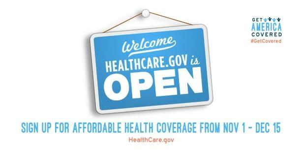 Healthcare.gov ACA campaign