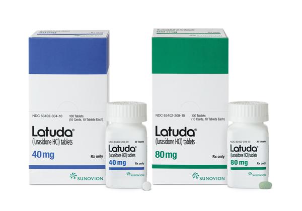 Sunovion reps deployed for Latuda