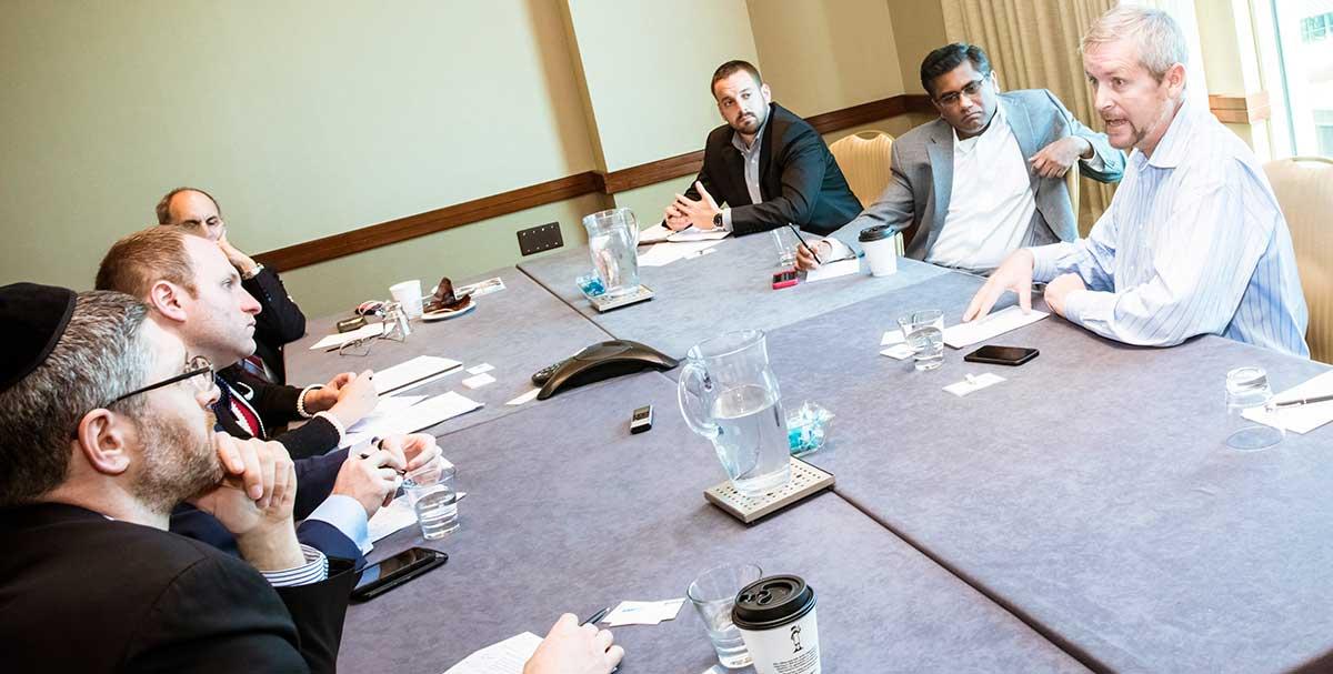 Leadership Exchange: Social Listening