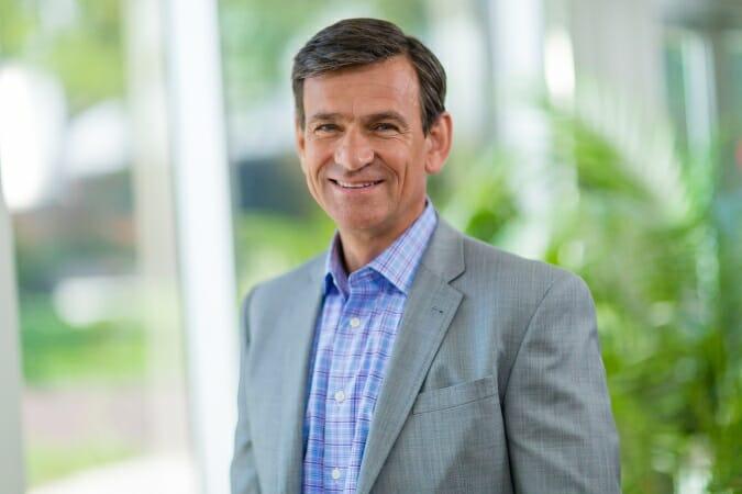 Ortho CEO leads massive turnaround