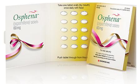 Osphena uses