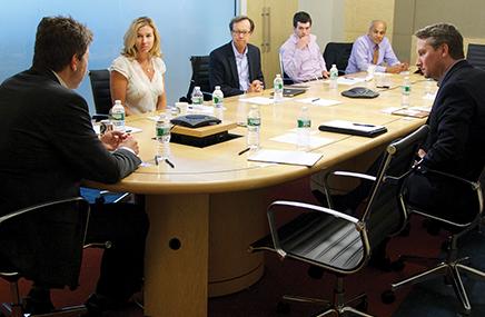 Leadership Exchange: 3 Screens, 1 HCP