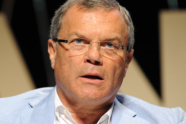 Sorrell: Group M alone worth as much as WPP stock market value