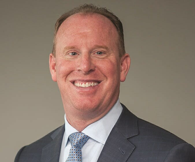 Horizon CEO Tim Walbert knows patients because he is one