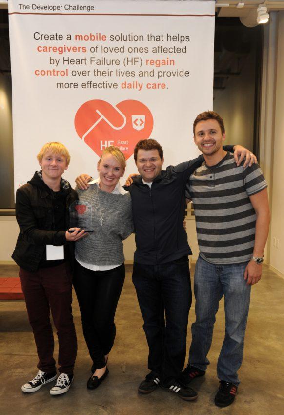 Heart failure avatar wins hearts at Novartis mHealth challenge