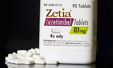 Old guidelines boosted Zetia prescriptions