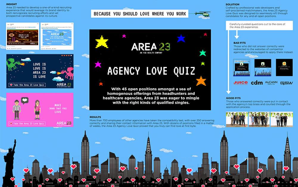 Agency Love Quiz