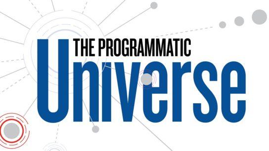 programmatic universe