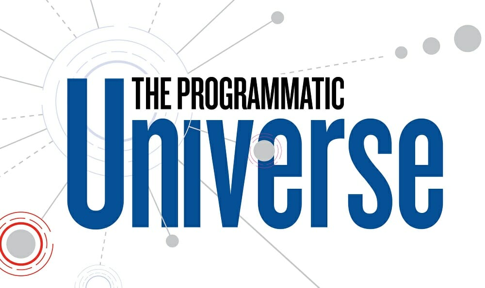 How programmatic technology will change the way marketers do business