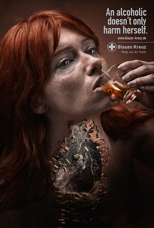 6 Campaigns Examining Drug And Alcohol Addiction Mm M Medical Marketing And Media