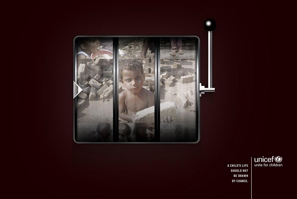 By Chance UNICEF, Escola Superior de Propaganda e Marketing