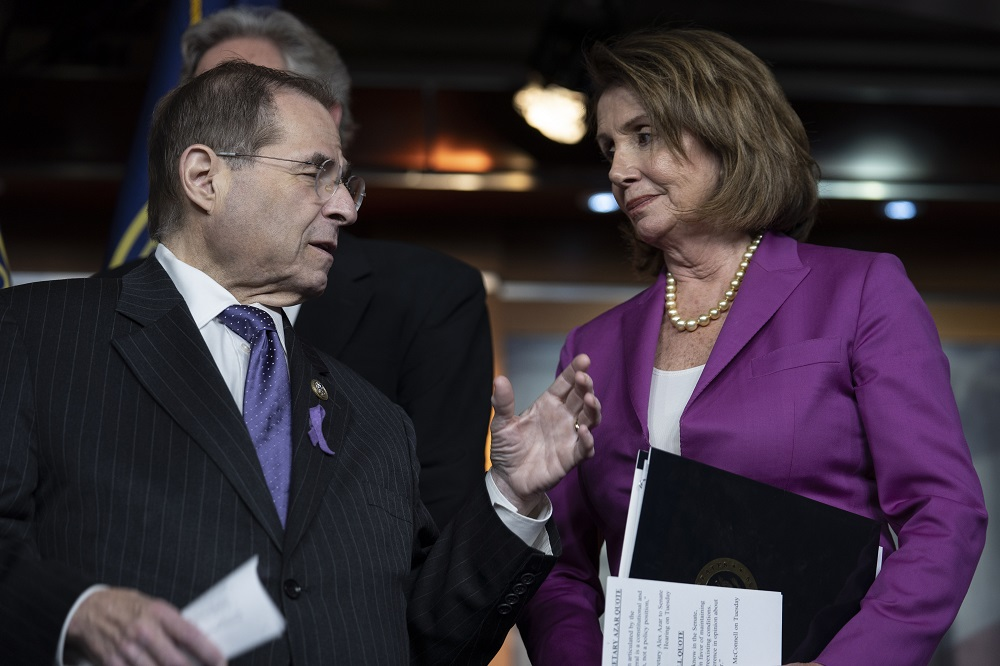 nadler and pelosi