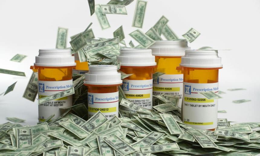 Prescription medicine expense