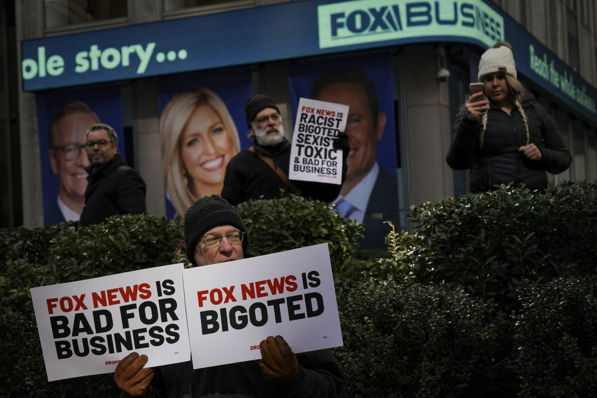 Novo Nordisk, AstraZeneca pull ads from Fox News shows after hosts' remarks