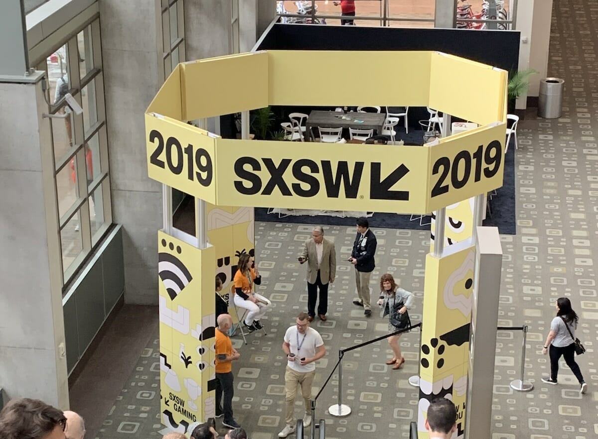 Highlights from a frenzied SXSW day two