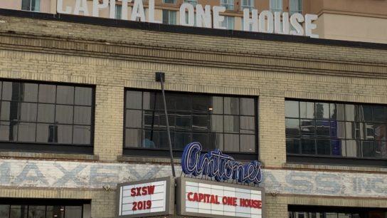 capital one house, sxsw