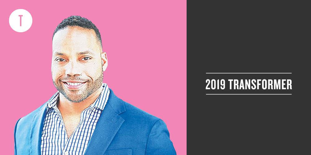 Healthcare Transformer 2019: Robin Roberts, Novartis