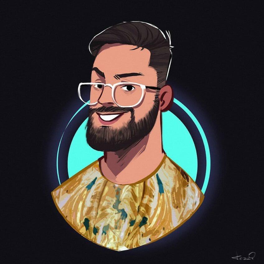 Lucas Zaiden, creative director, Rapp NY