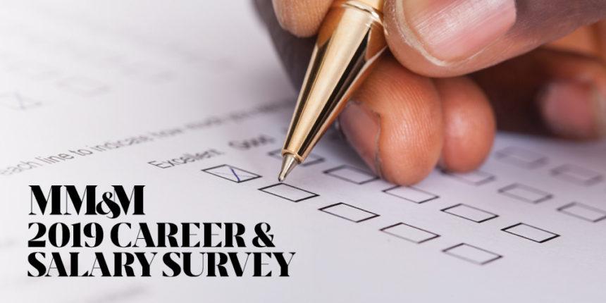 career and salary survey 2019