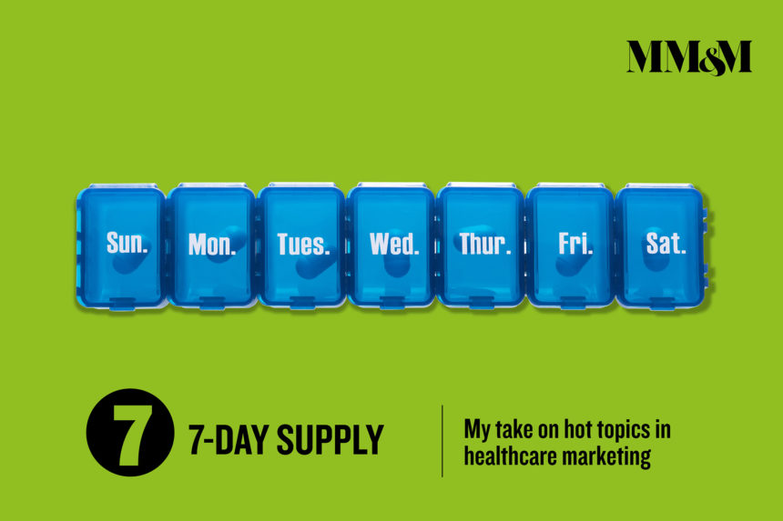 7 day supply