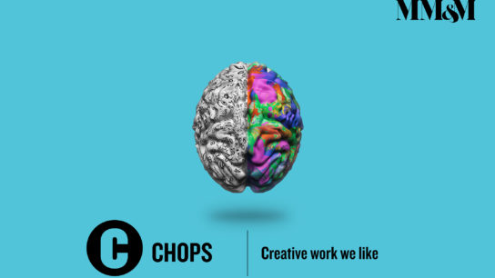 mm&m chops creative work we like