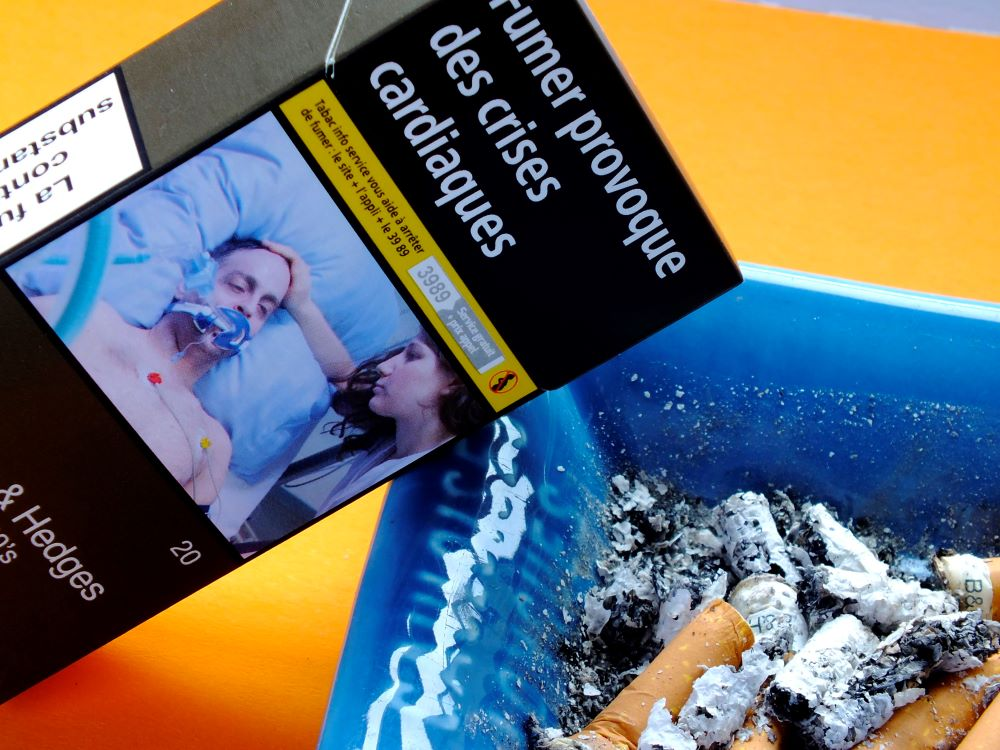 How graphic warnings on cigarette packages stack up around the world
