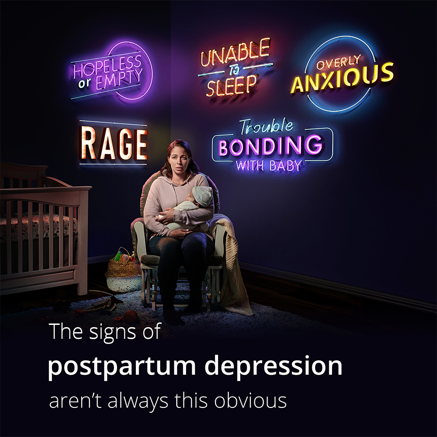 postpartum depression concentric sage therapeutics