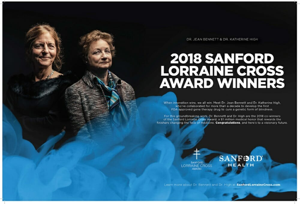 Sanford Lorraine Cross Award-01