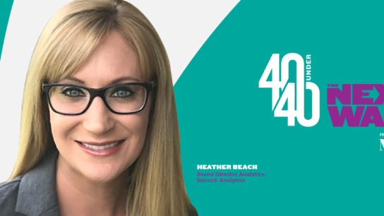 40 Under 40 Social Congrats Profile Headshot Heather-Beach