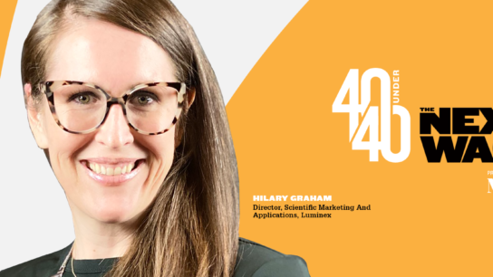 40 Under 40 Social Congrats Profile Headshot Hlary-Graham