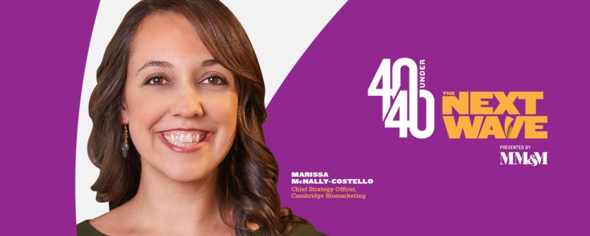 40 Under 40 Social Congrats Profile Headshot Marissa-McNallyCostello