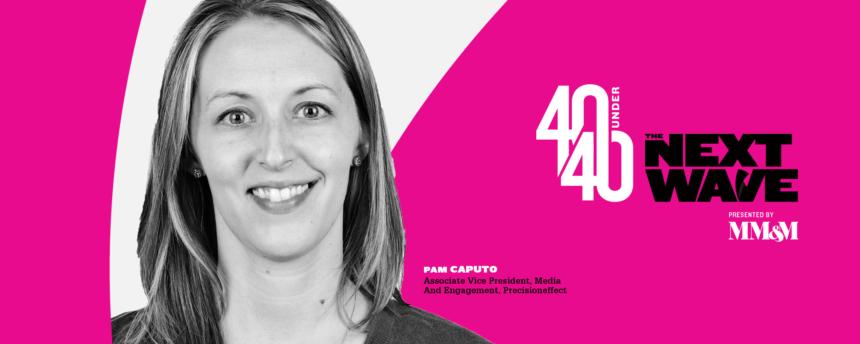 40 Under 40 Social Congrats Profile Headshot_Pam Caputo