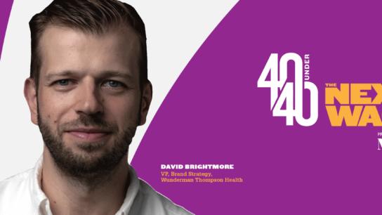 40 Under 40 Social Congrats Profile Headshot David-Brightmore