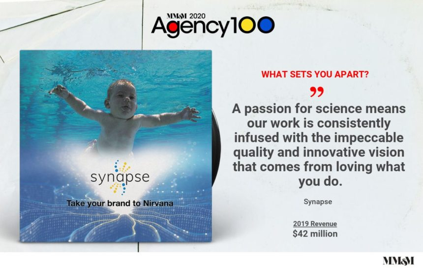 Synapse 2020 Agency 100