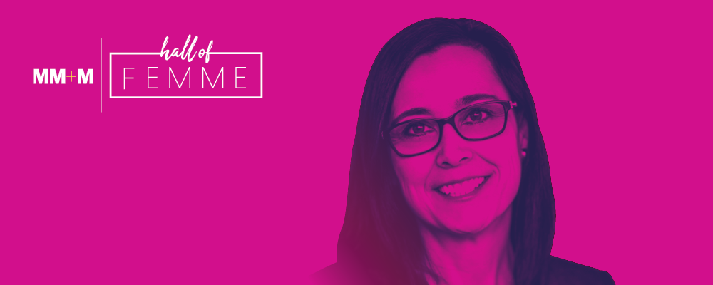 Hall of Femme 2020: Ester Banque, Bristol Myers Squibb