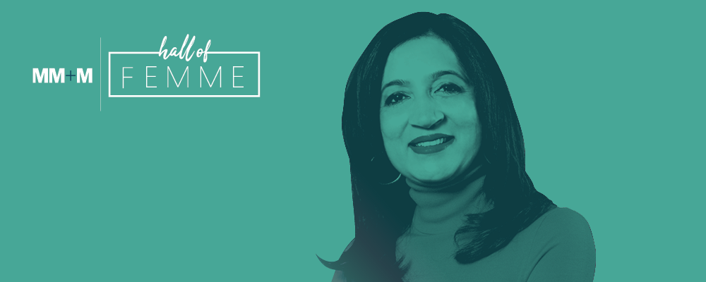 Hall of Femme 2020: Nandini Ramani, Outcome Health