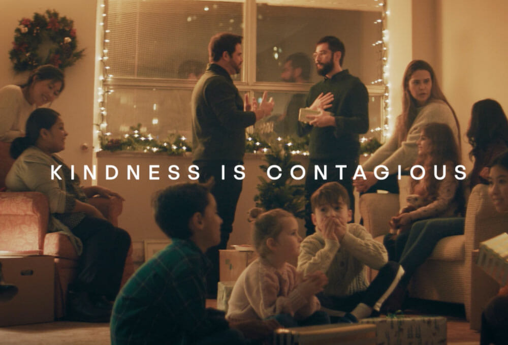 Kindness Is Contagious klick health