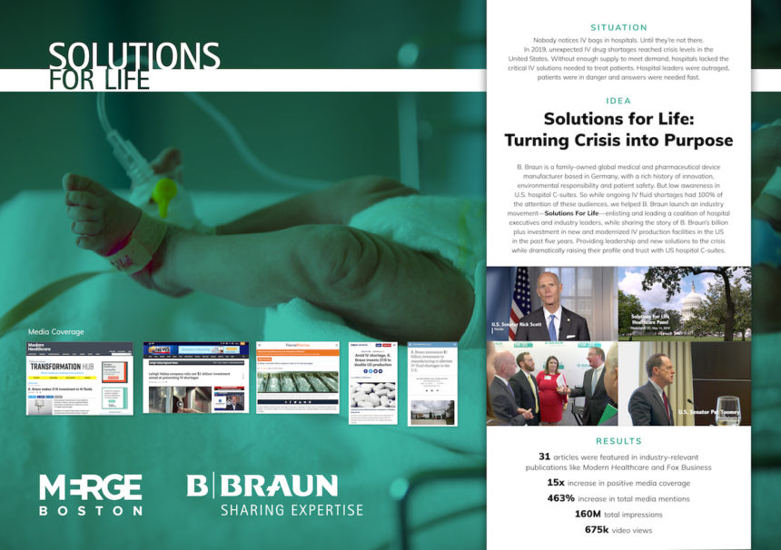 Solutions for Life-01