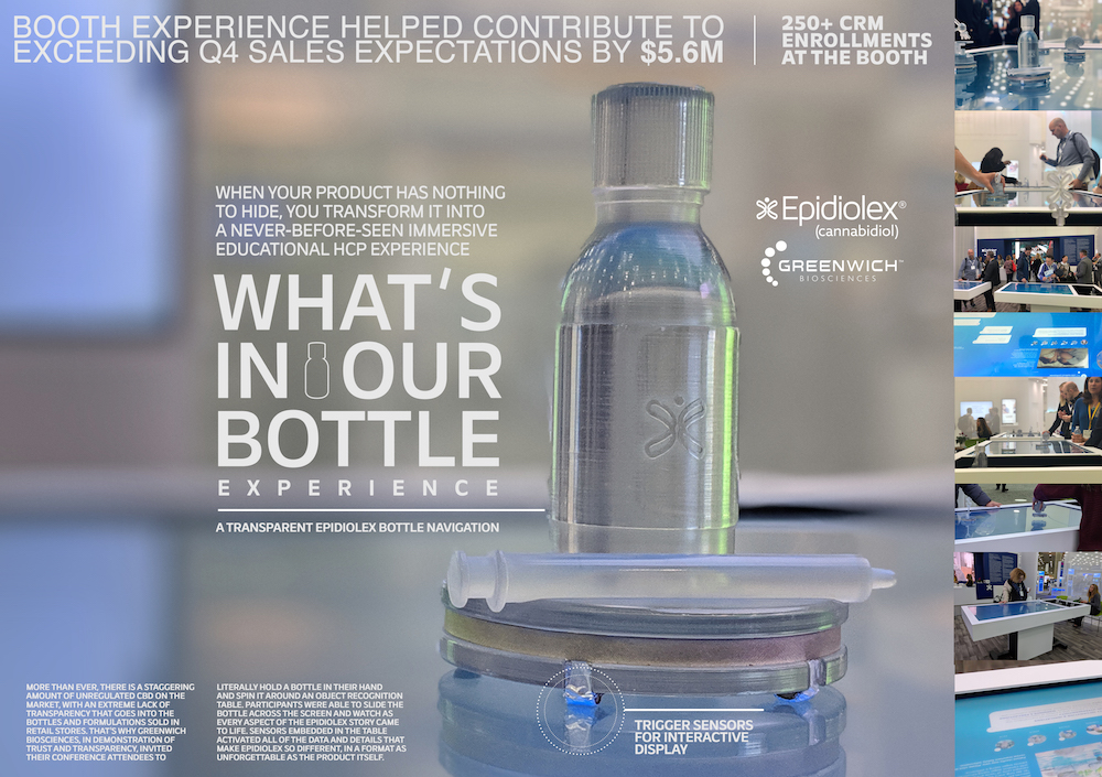 WHATS in our bottle