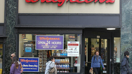 Image of Walgreens store
