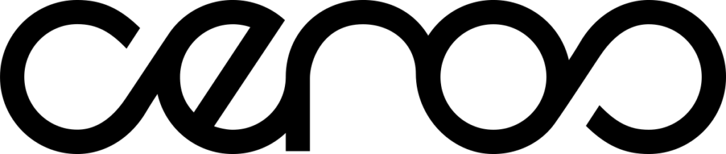 This image has an empty alt attribute; its file name is CerosLogo_black-1024x218.png