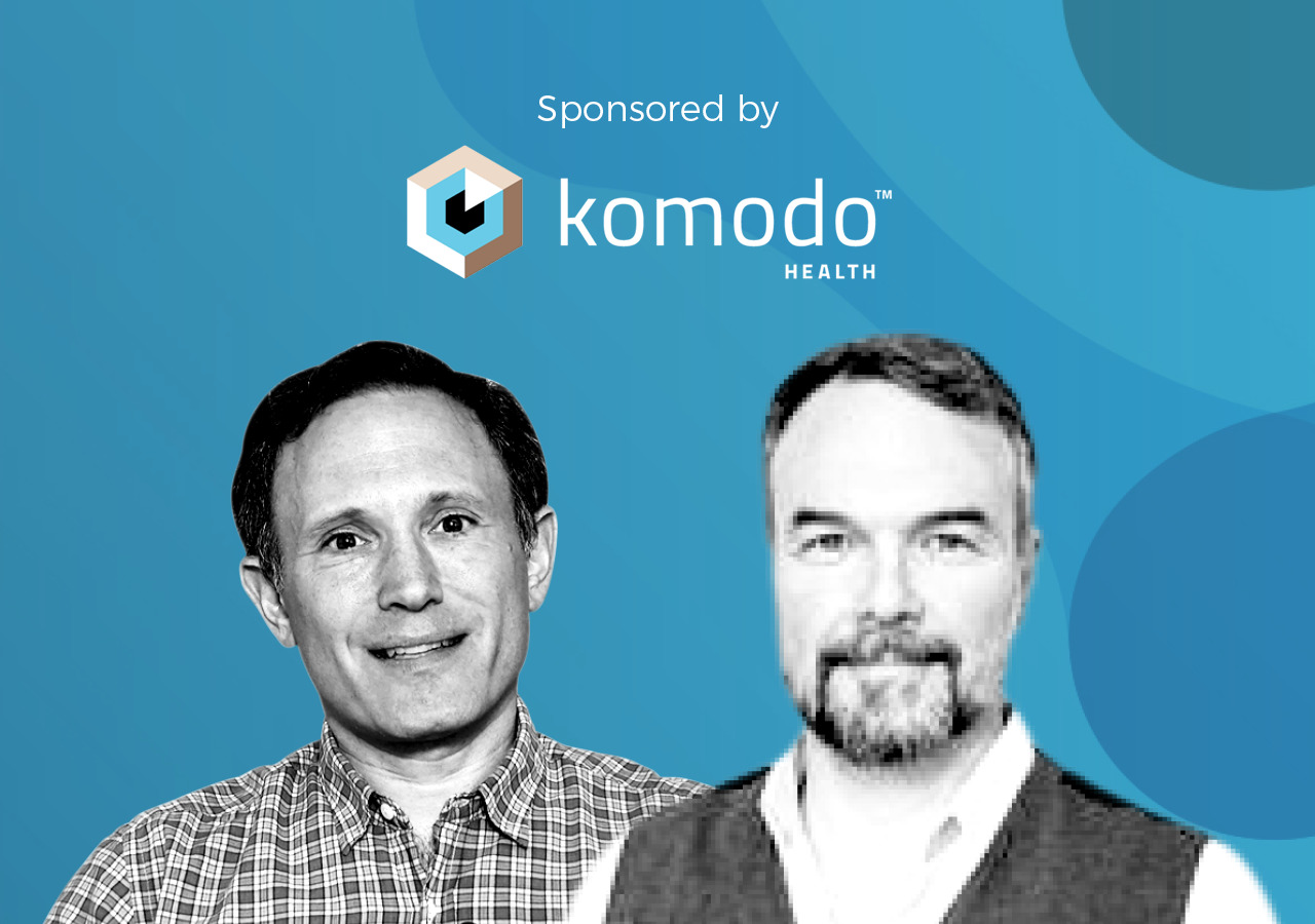 A sponsored MM+M podcast with Komodo Health