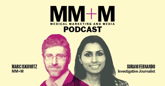 The MM+M Podcast 3.11.21: Investigative journalist Surani Fernando