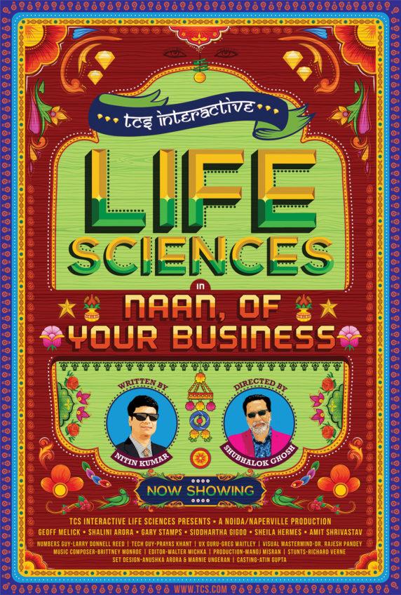TCSinteractive Life Sciences