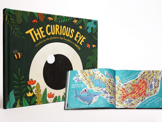 First Look: Klick unveils book to screen for color vision deficiency