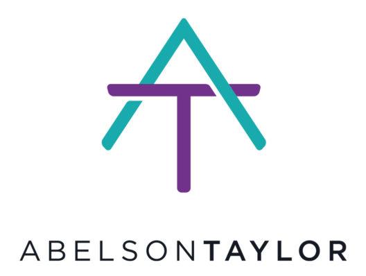 "First Look: AbelsonTaylor rebrands around ""Return on Imagination"""