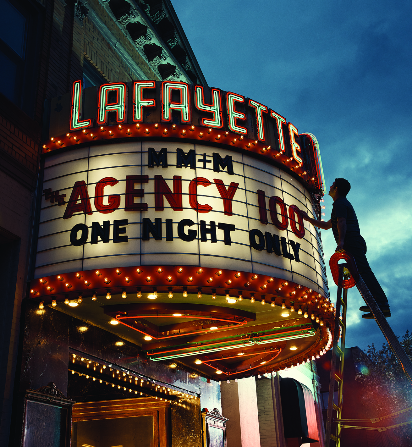Agency 100